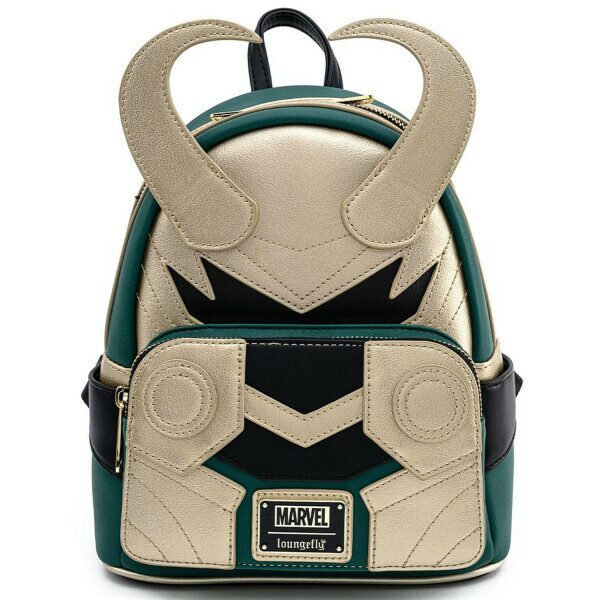 Рюкзак Funko LF: Marvel: Loki Classic Cosplay Mini Backpack MVBK0111