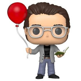Фигурка Funko POP! Icons: Stephen King w/Red Balloon (B&W) (Exc) 52236