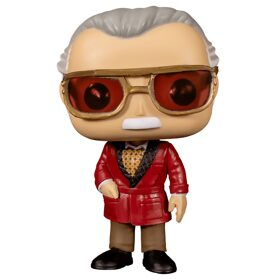 Фигурка Funko POP! Bobble: SDCC: Marvel: Icons: Stan Lee Cameo (Exc) 49815