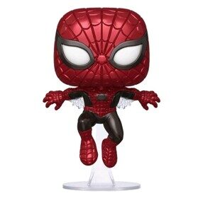 Фигурка Funko POP! Bobble: Marvel: 80th First Appearance: Spider-Man 46952