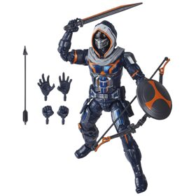 Фигурка Marvel Legends BLW Taskmaster 15см E8761