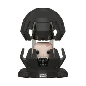 Фигурка Funko POP! Bobble: Deluxe: Star Wars: Darth Vader in Meditation  46763