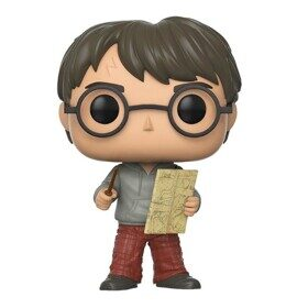 Фигурка Funko POP! Vinyl: Harry Potter: Harry w/ Marauders Map 14936