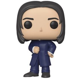 Фигурка Funko POP! Vinyl: Harry Potter S8: Severus Snape (Yule) 42838