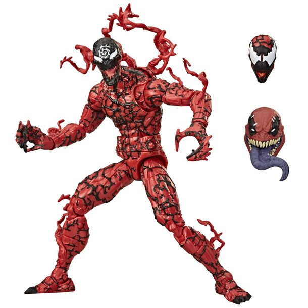 Фигурка Marvel Legends Venom Carnage 15см E9300