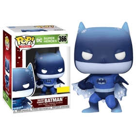 Фигурка Funko POP! DC: Holiday: Silent Knight Batman (Exc) 51673