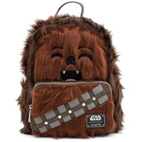 Рюкзак Funko LF: Star Wars: Faux Fur Chewbacca Backpack STBK0151