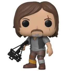 Фигурка Funko POP! Vinyl: Walking Dead: Daryl 43531