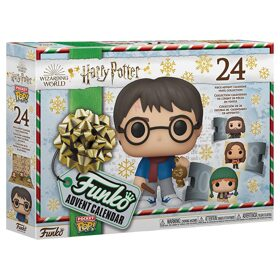 Фигурка Funko Vinyl Figure: Advent Calendar: Harry Potter 24pc (Pkt POP) 50730