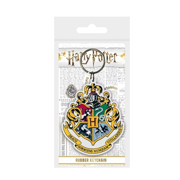 Брелок Harry Potter (Hogwarts Crest) RK38453C